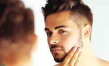 tại sao râu mọc không đều