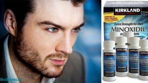 Thuốc mọc râu Minoxidil có hiệu quả không