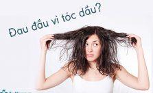 Điều trị tóc dầu