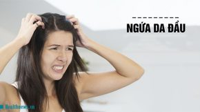Nguyên nhân gây ngứa da đầu