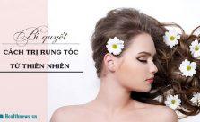 Cách trị rụng tóc từ thiên nhiên